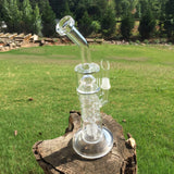 Glass Oil Rig