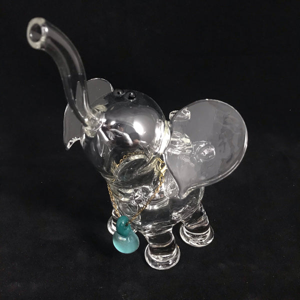 Elephant Rig by FlamePrincessGlass