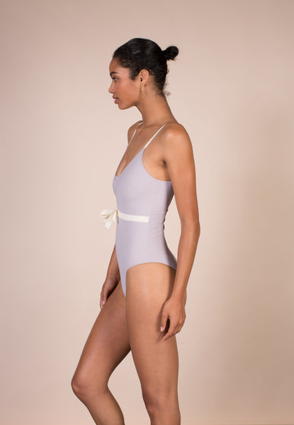Scoop Back One Piece