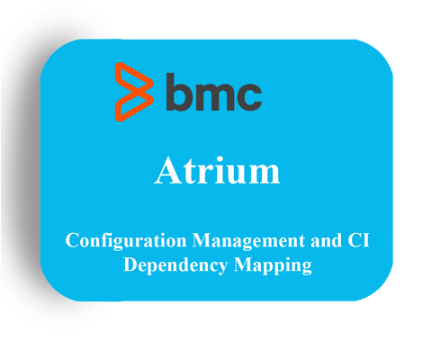 BMC Atrium - Discovery & Dependency Mapping