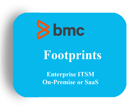 BMC FootPrints - ITIL Service Delivery & Process Automation