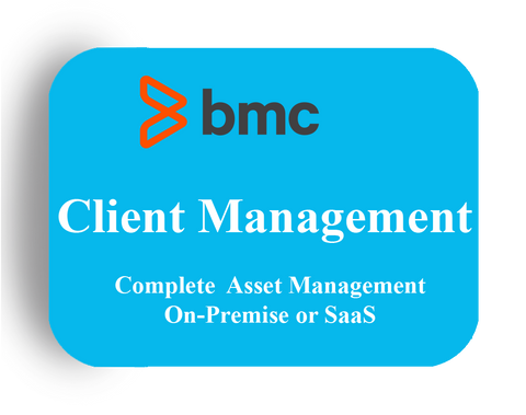 BMC Client Management -IT Assets & Software Compliance, Patch, Deploy