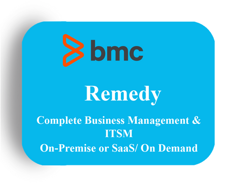 BMC Remedy - Enterprise Business Management ERP