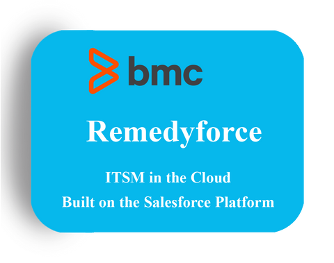 BMC Remedyforce - SaaS ITSM