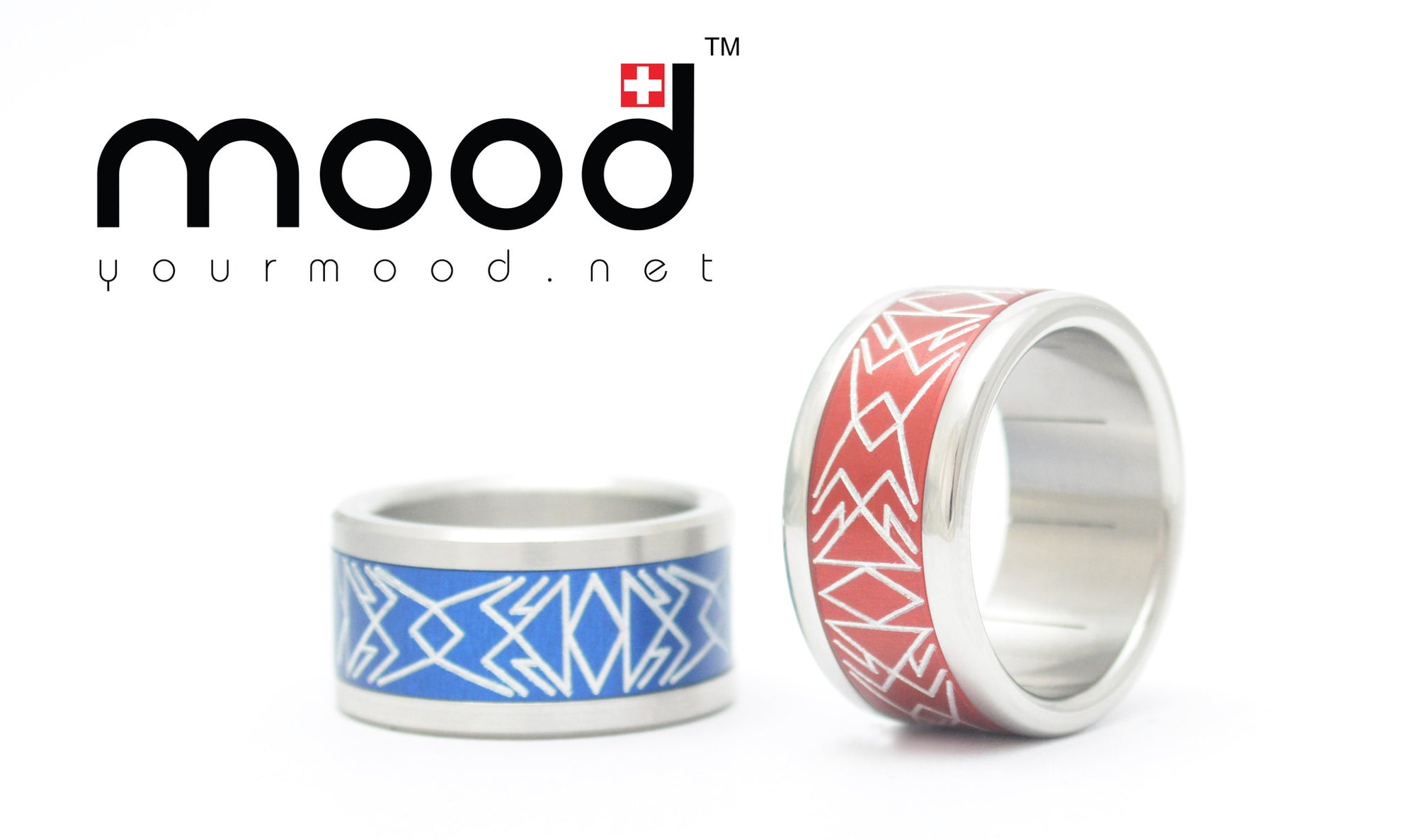 mood ring, collection Aluminium