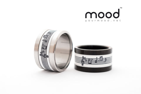 bague mood personnalisable interchangeable mood