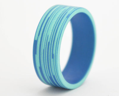 Addon - Addon Turquoise/bleu Polymer Summer Lines