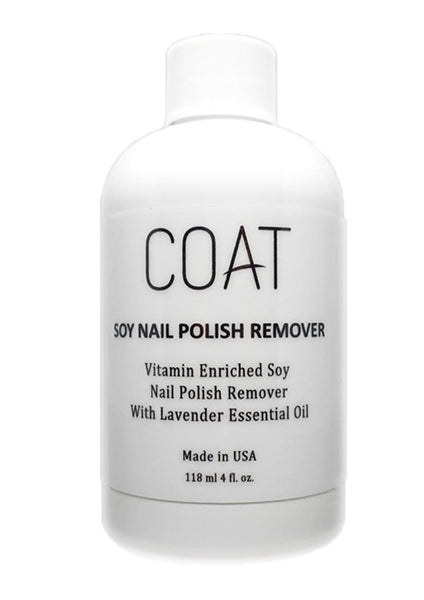 Soy Nail Polish Remover (Sold out)
