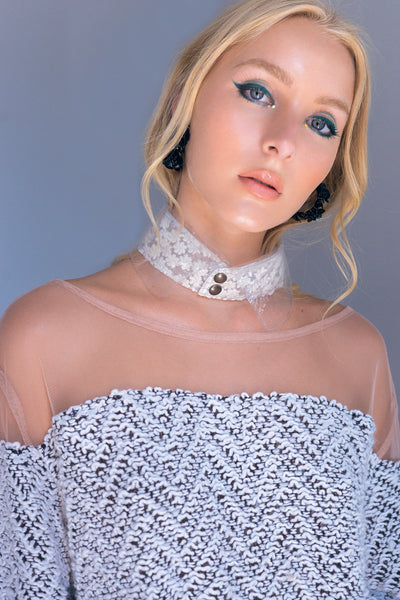 pvc detachable collar