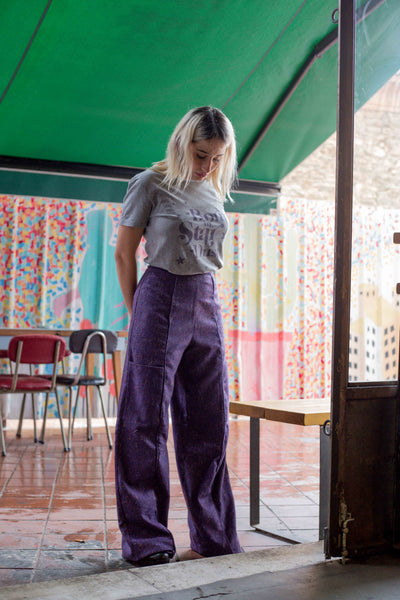 tweed pants for women