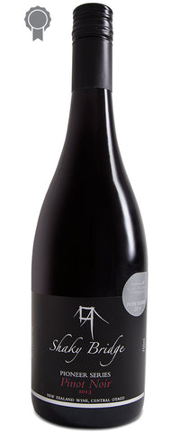 Shaky Bridge Pioneer Series Pinot Noir 2013