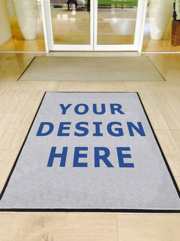 Copy of Your Logo, Photo or Artwork on a Doormat (CUSTOM)
