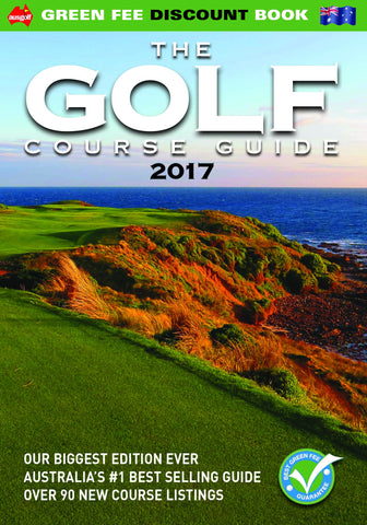 2017 Golf Course Guide
