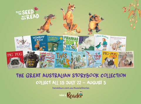 The Great Australian Storybook Collection - Subscriber Offer.