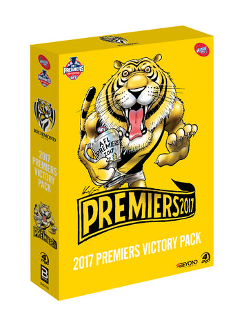 2017 Richmond Tigers Victory Pack