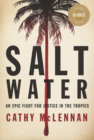 Saltwater by Cathy McLennan