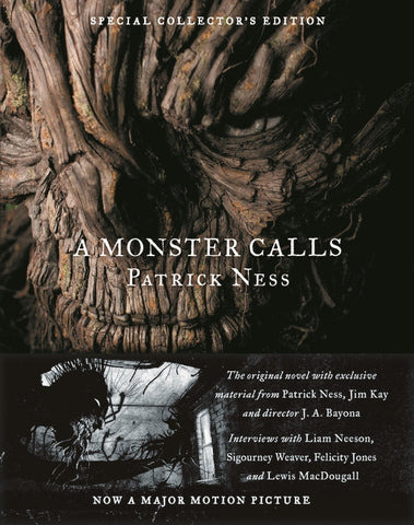 A Monster Calls: Special Collector's Edition by Patrick Ness