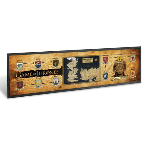 Official Game of Thrones Bar Runner