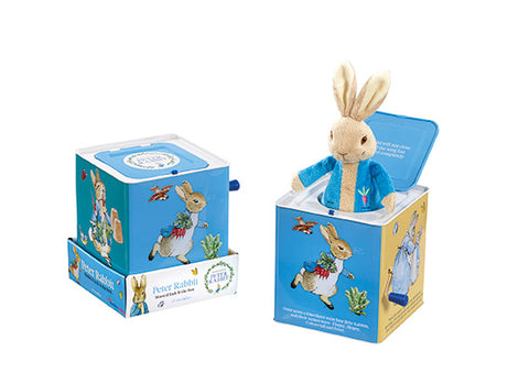 Peter Rabbit  - Jack-in-the-box
