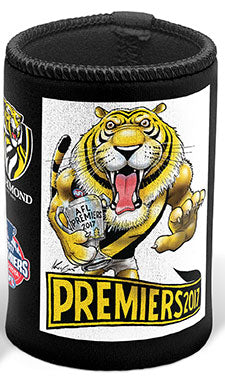 2017 AFL Premiership Mark Knight Can Cooler