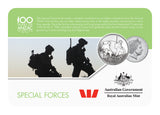 Complete your ANZAC to Afghanistan Official 2016 Coin Collection - Individual coins