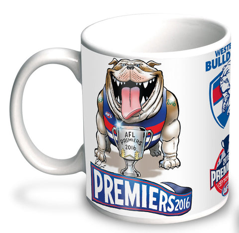 2016 AFL Premiership Mug - EXCLUSIVE TO HERALD SUN