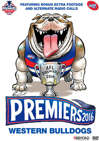 2016 AFL Premiership DVD