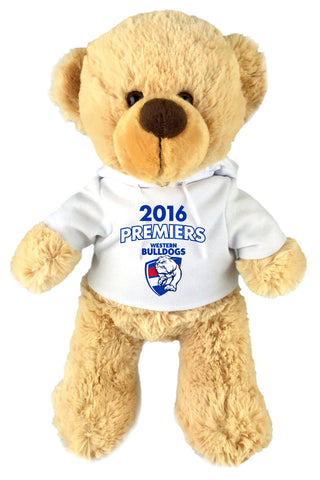 2016 AFL Premiership Hooded Bear
