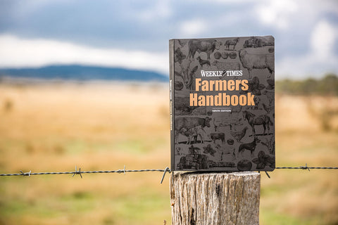 The Weekly Times Farmers Handbook, Ninth Edition