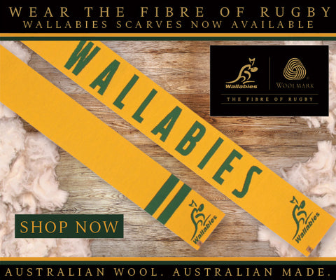 Official Wallabies Scarf