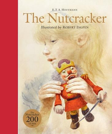 The Nutcracker by E.T.A. Hoffmann, illustrated by Robert Ingpen