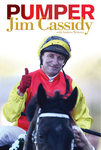 Pumper by Jim Cassidy - Signed book offer