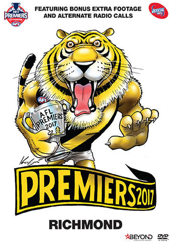 2017 AFL Premiership DVD