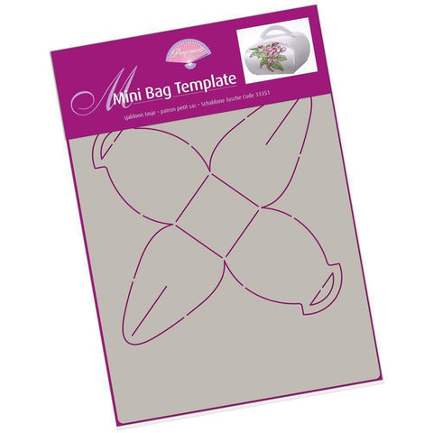 Mini Bag Template (33351)