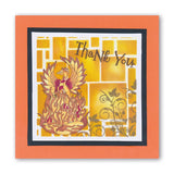 Phoenix + MASK <br/>Unmounted Clear Stamp