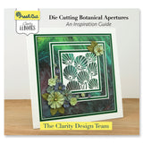 Botanical Aperture Collection <br/>Clarity Fresh Cut Dies <br/>+ FREE ii Book!
