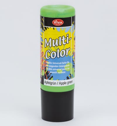 Viva Decor Acrylic Paint - Apple Green