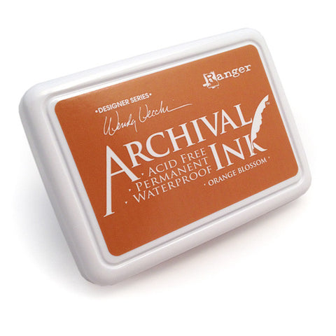 Archival Ink Pad - Orange Blossom