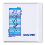 Art Nouveau Sentiments <br/>Unmounted Clear Stamp Set