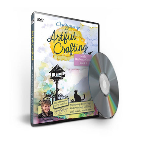 Artful Crafting With Barbara Gray Part 1 DVD