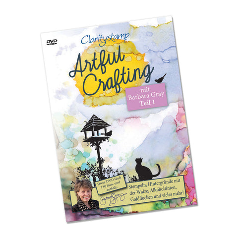 Artful Crafting Mit Barbara Gray Teil 1 DVD (Deutsch / German)