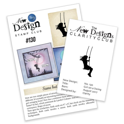 New Design Club Back Issue 130 - Swing