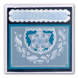Bunting & Baubles <br/>Groovi Border Plate Set
