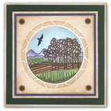 Napa Valley + Framer Stencil <br/>Unmounted Clear Stamp