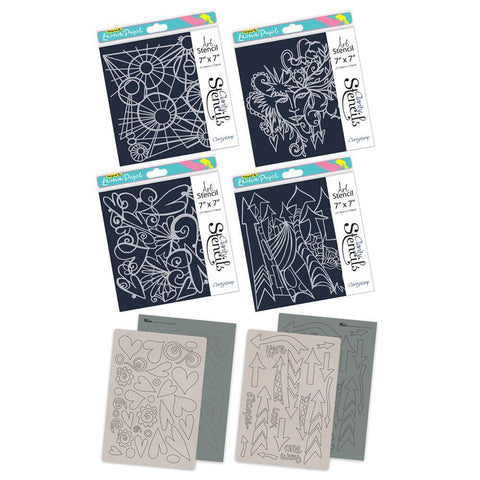 Leonie's Natural Beauty Arty Patterns Bundle