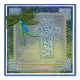 Celtic Groovi Plate Collection <br/>+ A4 Parchment & Sticker Tabs (includes FREE Small Celtic Alphabet Plate!)