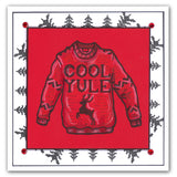 Christmas Jumper + MASK <br/>Unmounted Clear Stamp Set