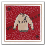 Christmas Jumper + MASK Unmounted Clear Stamp Set