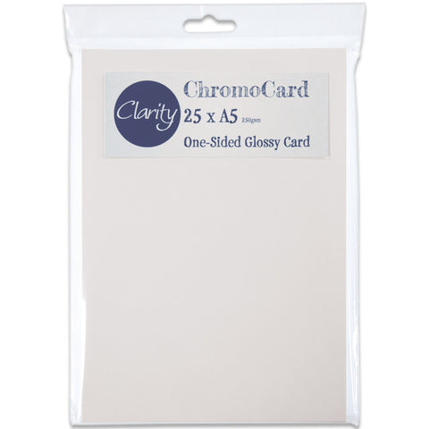 Chromo Card A5 x25 <br/> (UK & EU Only)