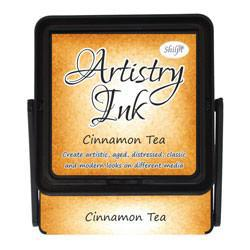 Artistry Ink Pad - Cinnamon Tea